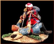 Civil War 002 Zouaves Vs Confederates